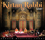 Kirtan Rabbi Live! album cover